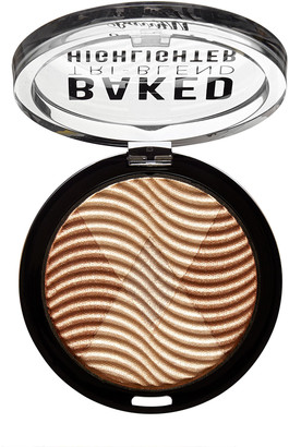 Barry M Baked Tri-Blend Highlighter 5.4G Bronze Deco