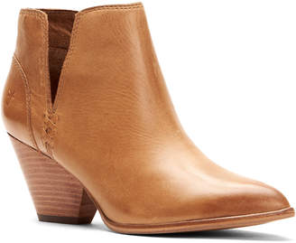 Frye Reina Cutout Leather Bootie