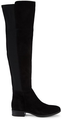 Sam Edelman Pam Suede Over-The-Knee Boots