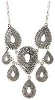 Lucky Brand Indigo Trail Tribal Collar Necklace Necklace