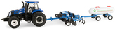 Tomy 1/32nd Scale Amonia Tank New Holland Toy Tractor