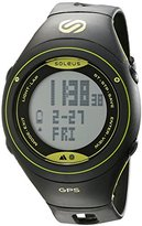 Soleus Unisex SG005-052 Cross Country Digital Display Quartz Black Watch