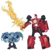 Transformers RID Decepticon Hunter Sideswipe Vs Mini-Con Decepticon Anvil Pack