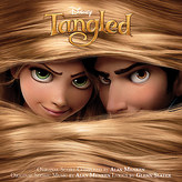 Disney Tangled Soundtrack CD