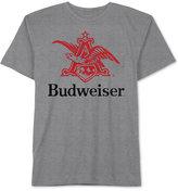 JEM Men's Budweiser Graphic-Print T-Shirt