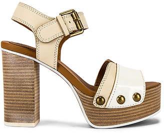 See by Chloe Saya Platform Heel