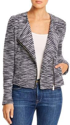 Bagatelle Knit Moto Jacket