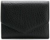 Maison Margiela textured leather wallet
