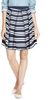 Draper James Honky Tonk Stripe Skirt