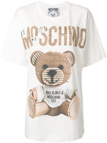Moschino toy bear oversized T-shirt