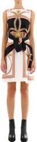 Burberry Silk Dress With Foulard
