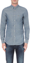 Diesel D-carry slim-fit chambray shirt
