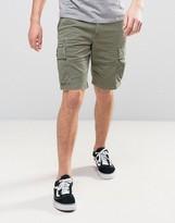 Denim & Supply By Ralph Lauren Denim & Supply Ralph Lauren Cargo Shorts Straight Fit In Green