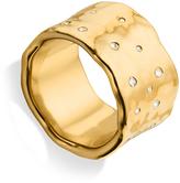 Monica Vinader Scattered Topaz Siren Ring