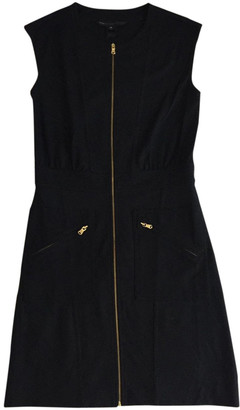 Marc by Marc Jacobs Black Wool Dresses