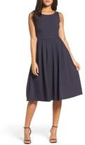 LuLu*s Women's Fit & Flare Dress