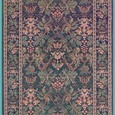 Unknown Carpet Runners Navy Olefin Runner 26 1/2'' W Sold By Running Foot