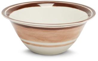Themis Z - Maze Salad Bowl - Brown Multi