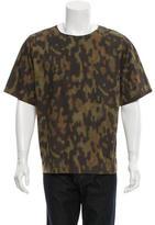 Dries Van Noten Printed Short Sleeve T-Shirt