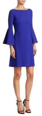 Chiara Boni Natalia Bell Sleeve Dress