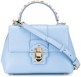 Dolce & Gabbana Blue Lucia Bag - women - Leather - One Size