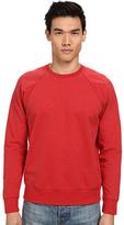 Vince Raglan Seamed Back Crew Sweater Men's Sweater