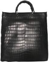 Gucci Brown Crocodile Bag