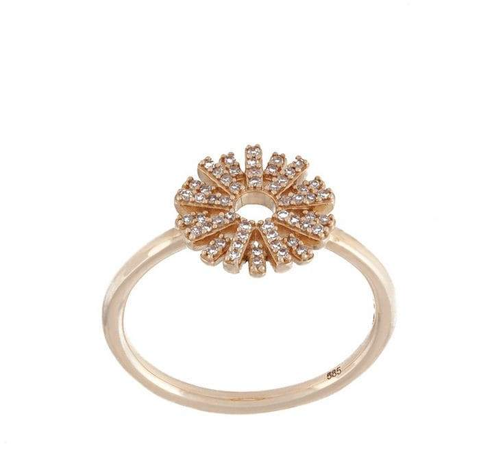 Astley Clarke 'Rising Sun' diamond ring