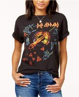 Junk Food Clothing Def Leppard Cotton Graphic T-Shirt