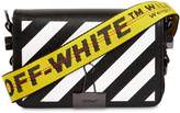 Off-White Mini Diag Printed Leather Shoulder Bag