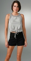 Bellara Crop Braid Tank
