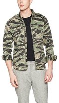 Replay Men's M4965 .000.70483 Leisure Shirt,X-Small (Manufacturer Size: )
