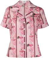 Liberty London Marlene short-sleeved pajama set