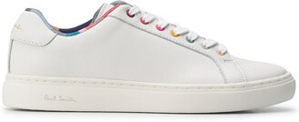Paul Smith Stripe Lined Lace-Up Sneakers