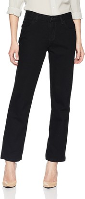 Lee Women's Relaxed Fit All Cotton Straight Leg Jean