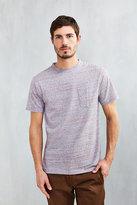Uo Galaxy Chalk Purple Pocket T-shirt