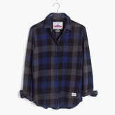 Madewell Penfield® Valleyview Checked Flannel Shirt