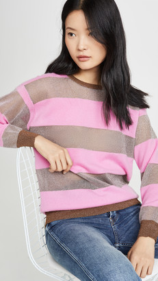 Replica Los Angeles Candy Stripe Cashmere Sweater