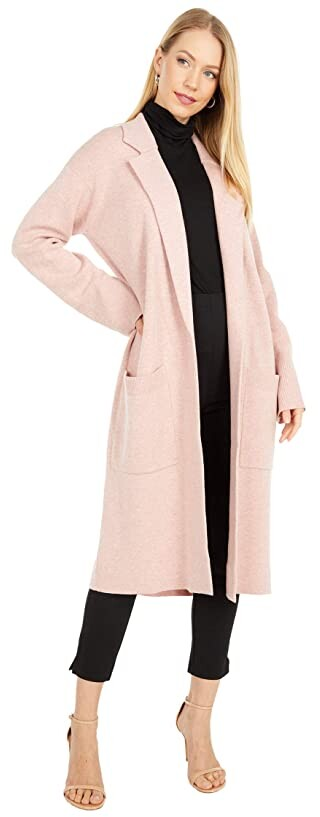Thumbnail for your product : J.Crew Ella Open-Front Long Sweater-Blazer Women's Sweater