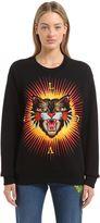 Gucci Sweta-Shirt En Coton Avec