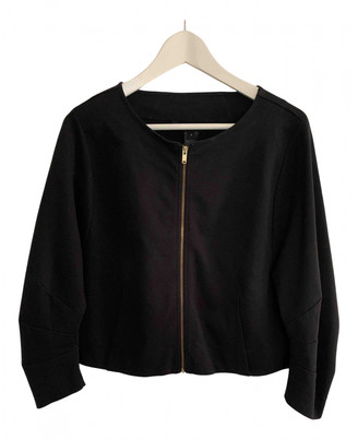 Marc by Marc Jacobs Black Cotton Jackets