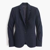 J.Crew Campbell blazer in bi-stretch cotton