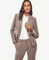 Ann Taylor Tall Seasonless Two Button Jacket