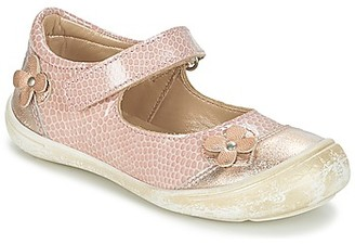 Citrouille et Compagnie ICROKI girls's Shoes (Pumps / Ballerinas) in Pink