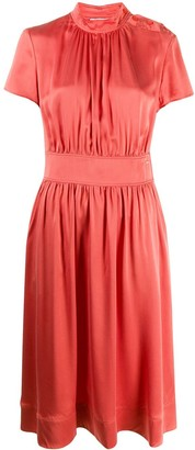 Calvin Klein gathered dress
