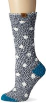 BearPaw Women's Cozy Sock, Grey