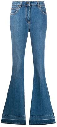 Etro Mid-Rise Flared Denim Jeans
