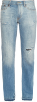 Jean Shop Mick tapered-leg jeans