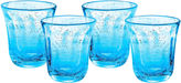 Artland Savannah Set of 4 Double Old-Fashioned Glasses