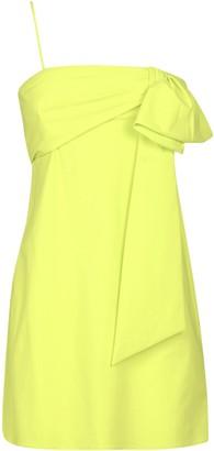 Dondup Rear Zip Short Dress